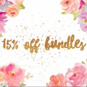Pants - 15% off when you buy 2 or more!!